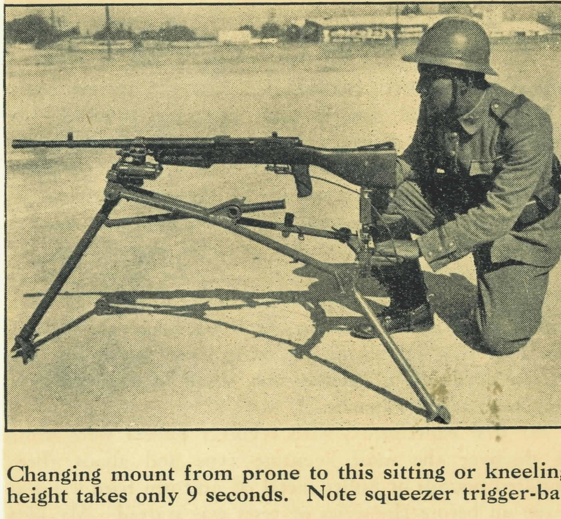 mendoza machine gun
