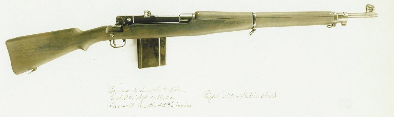 Bommarito rifle right side