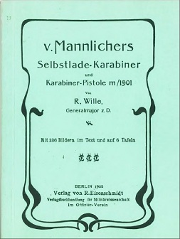 Mannlicher 1901 carbine manual
