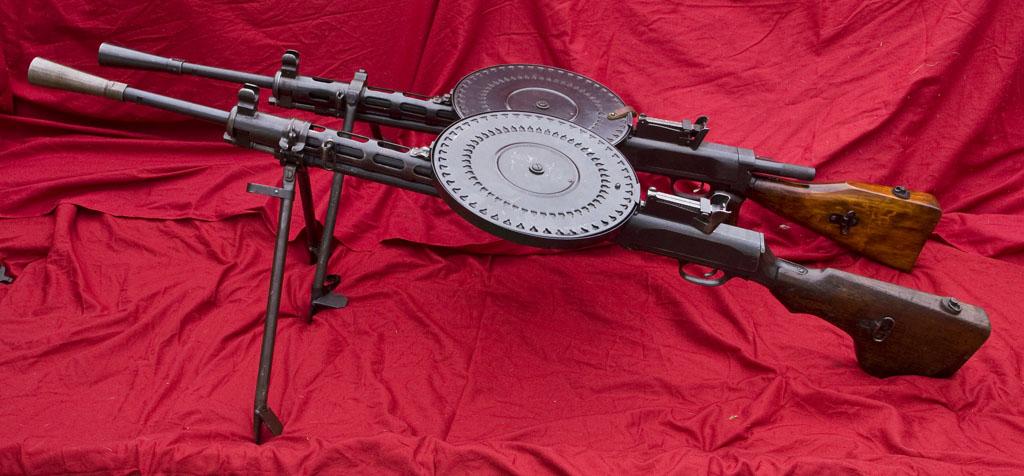Dp 28 Vs Dpm Forgotten Weapons