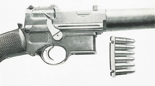Mannlicher m/1901 carbine