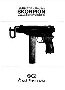 Skorpion SMG manual