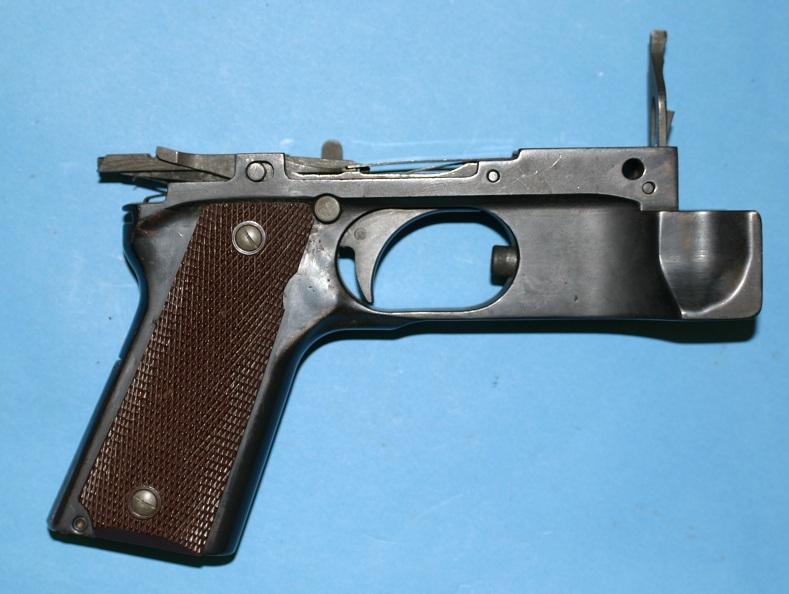 1911 BAR grip frame – Forgotten Weapons