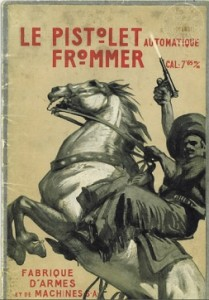Frommer 1910 Manual (French)