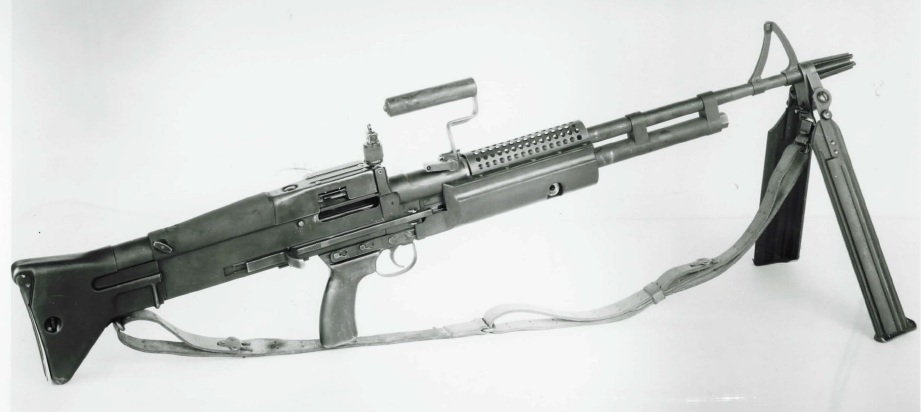 T52E3 machine gun - M60 prototype