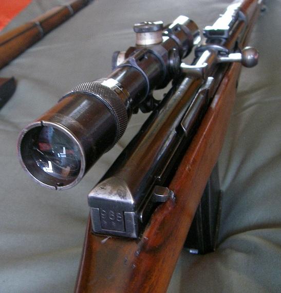 AVS-36 sniper variant
