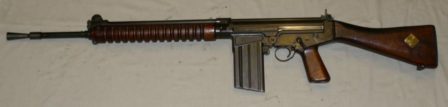 Prototype FAL in .280/30 caliber
