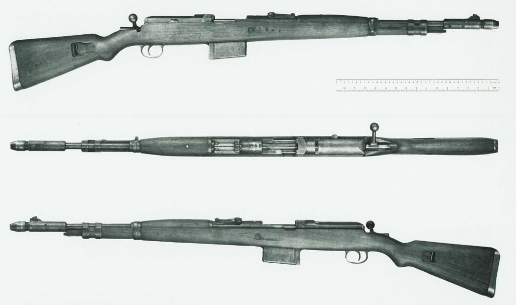 Gewehr 41(M)