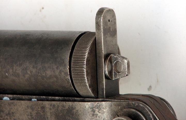 Rear sight aperture