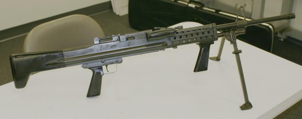 Colt CMG-2 Light Machine Gun