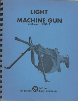 Colt CMG-2 Manual (English, 1971)