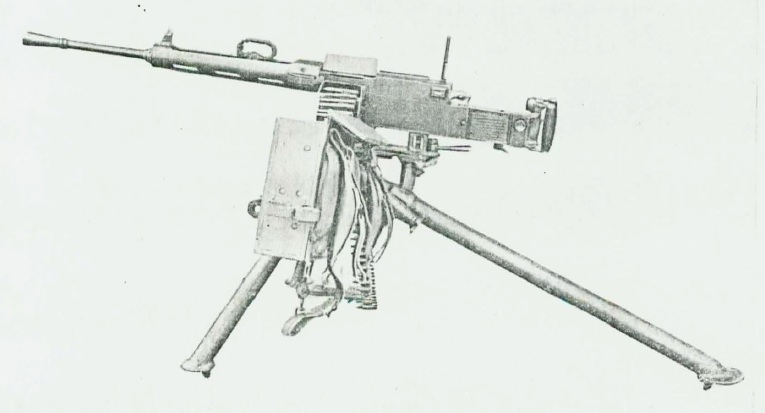 Fiat-Revelli M1935 machine gun