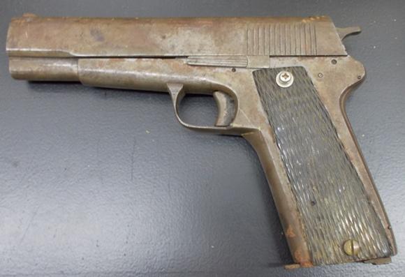 Viet Cong 1911 Copy Forgotten Weapons