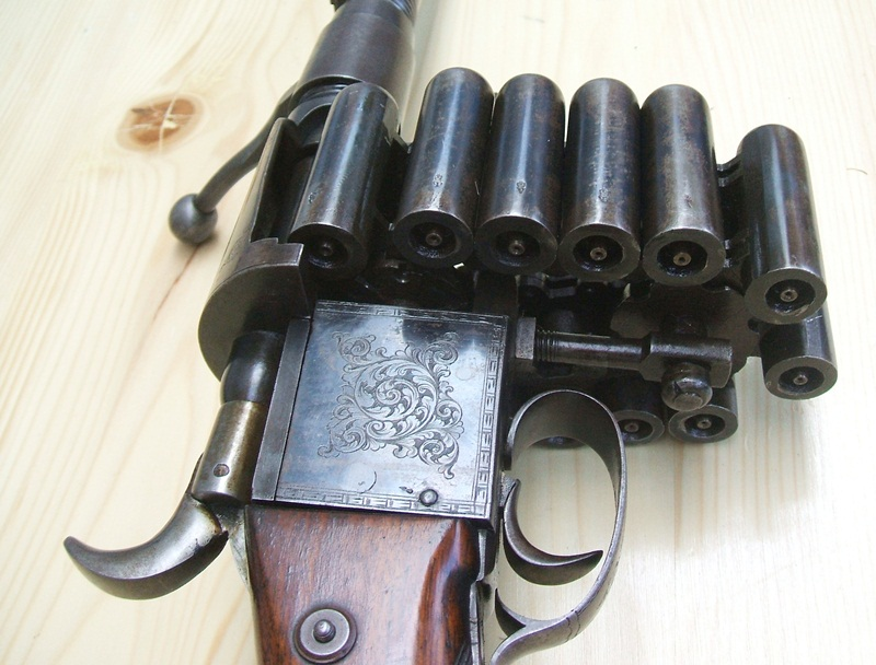 Treeby Chain Gun Forgotten Weapons
