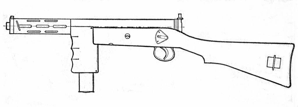 Early wz.39 Mors prototype