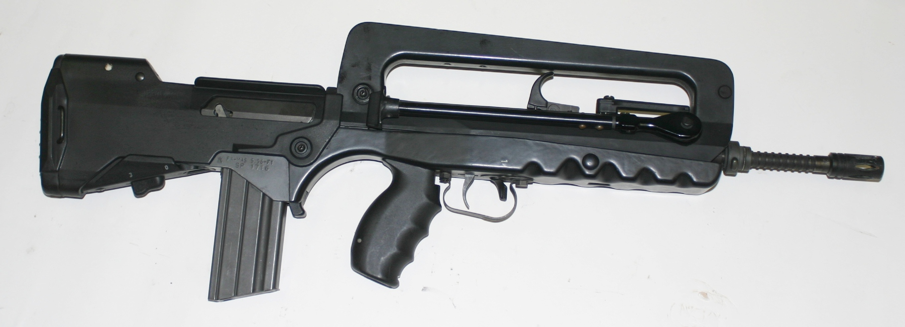 French Famas F1 Forgotten Weapons