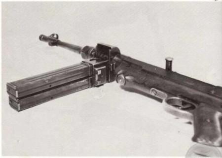 Dual Magazine Mp40 I Forgotten Weapons