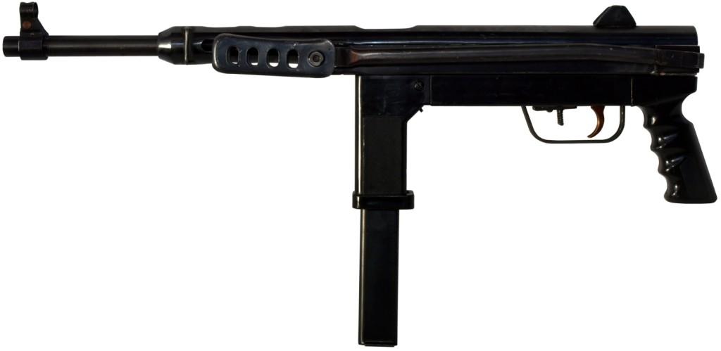 Sokac with vz25 side-folding stock