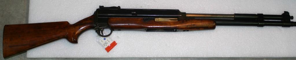 Brondby Self-Loading Military Rifle