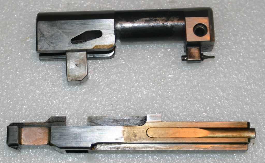 Brondby rifle bolt and carrier