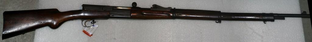 Mannlicher 1905 prototype military rifle