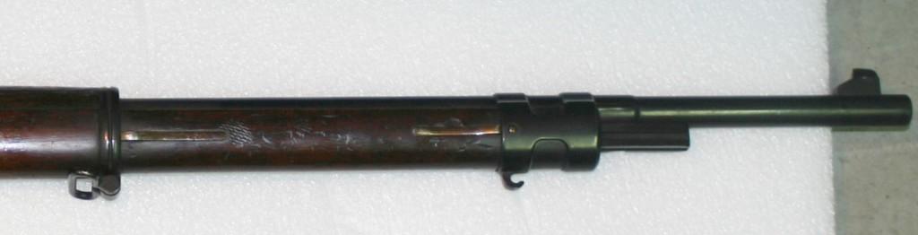 Mannlicher 1905 front end