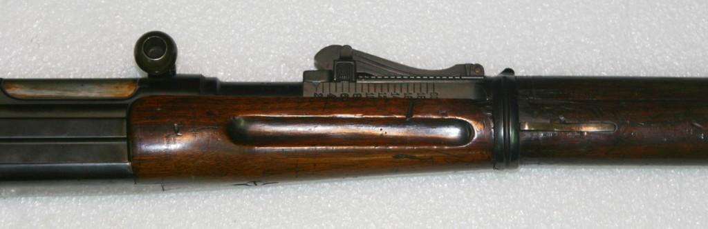 Mannlicher 1905 rear sight