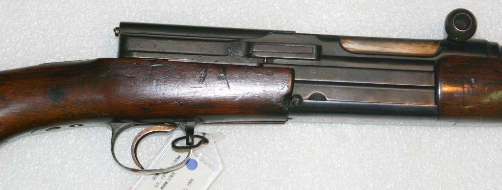 Mannlicher 1905 receiver