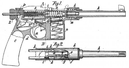 Clausius 1905 patent drawings