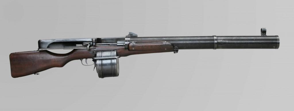 Huot Machine Rifle