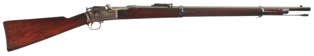 Winchester-Hotchkiss, 1883 pattern
