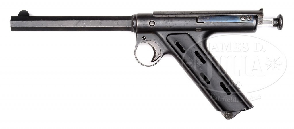 Maxim-Silverman Type I pistol in 8.5mm Borchardt