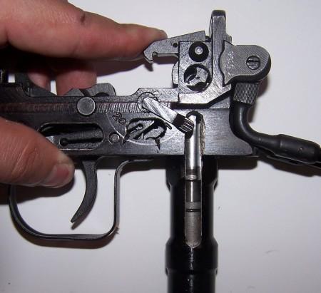 vz.61 Skorpion cutaway