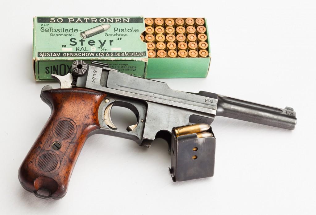 Bergmann M1910/21