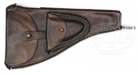Bergmann 1897 stock/holster