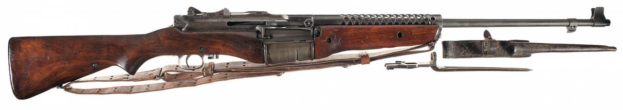1941 Johnson For Sale >> Johnson M1941 – Forgotten Weapons