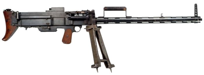 Bergmann MG15 (new model)