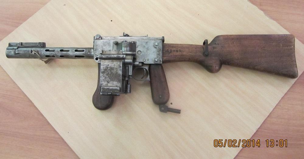 the scar essay rifle