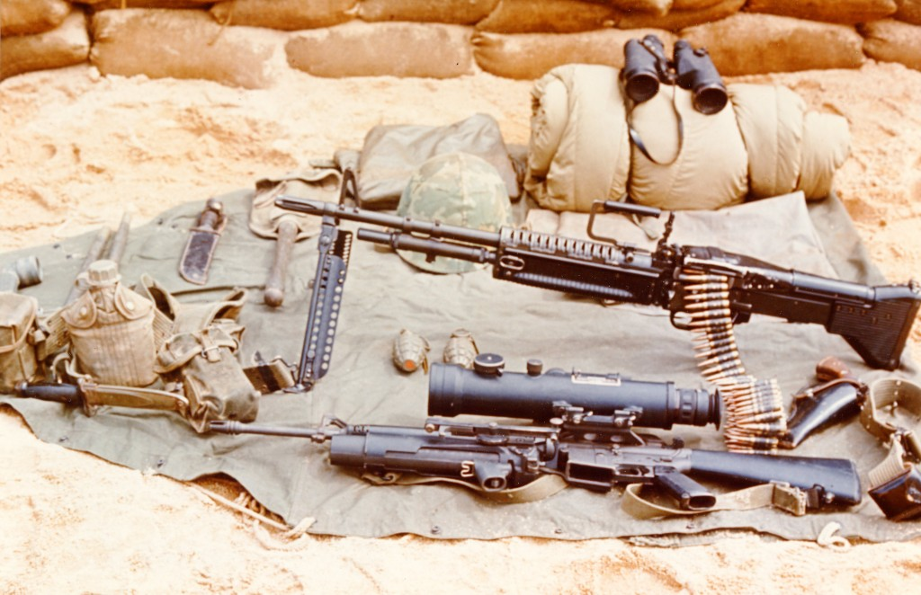 Vietnam S Overburdened M16 Forgotten Weapons