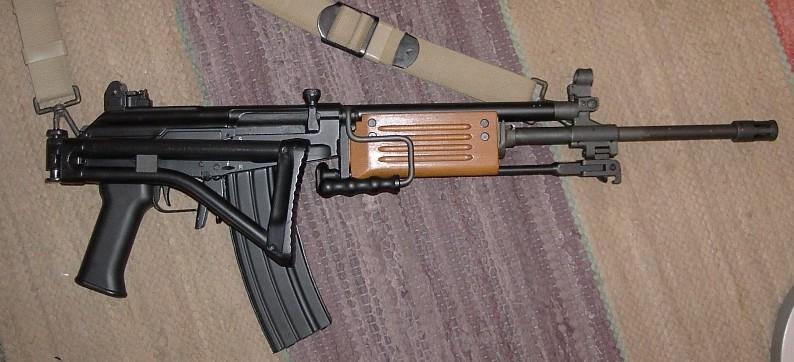 FFV-890 Model ARM used in Trials