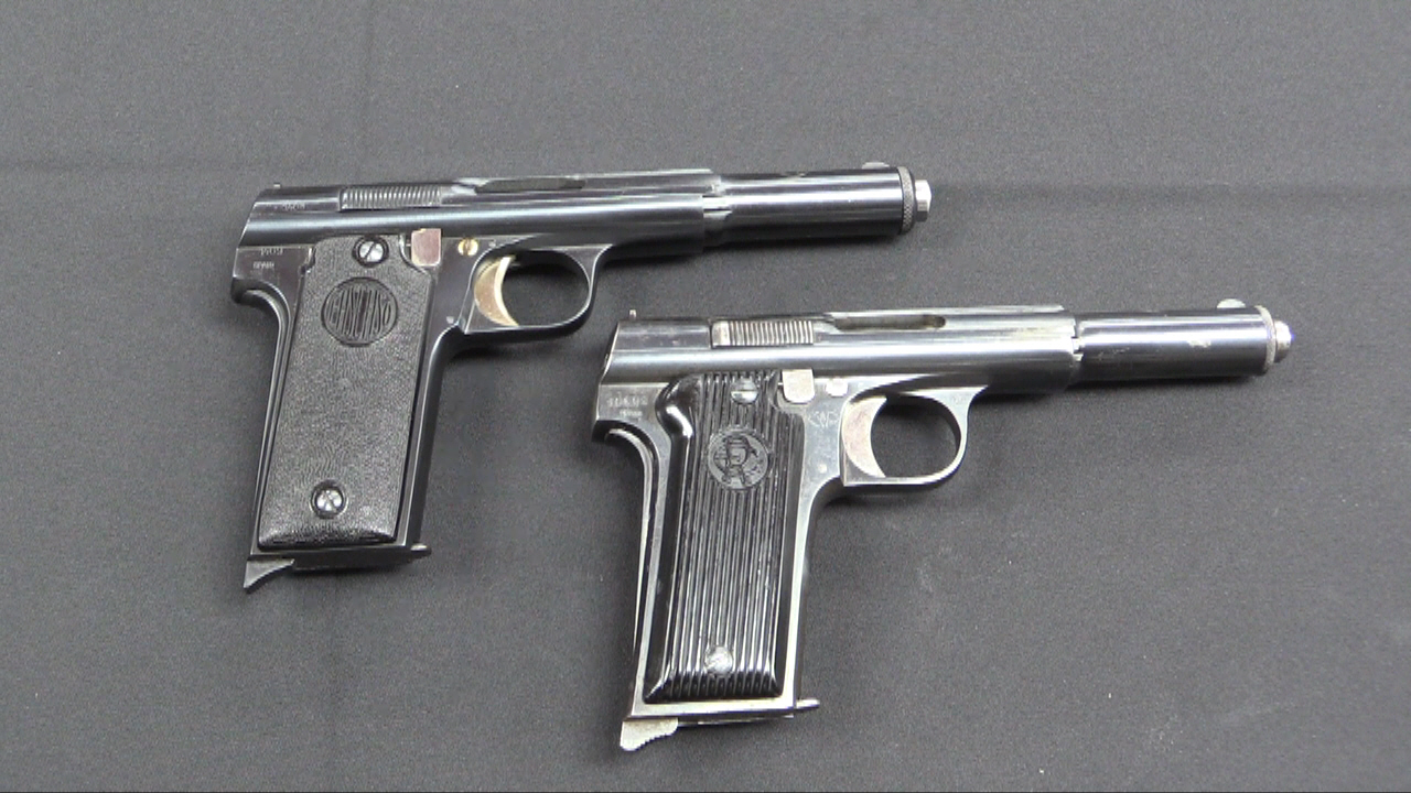 format of invitation letter for visgermany%0A Spanish Anarchist Pistols  the RE and Ascaso at RIA  u     Forgotten Weapons