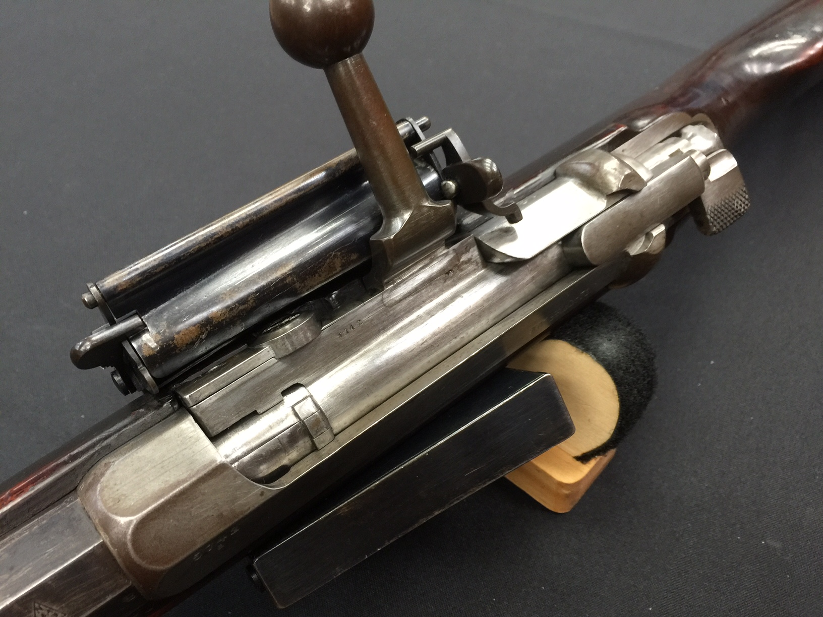 Information about forgottenweapons com forgotten weapons - Gewehr 71 With Experimental Magazine At Ria