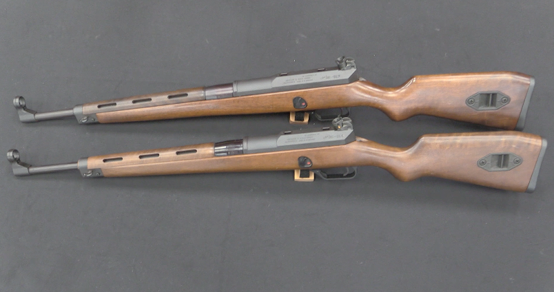 H Amp K Sl 6 And Sl 7 Rifles At Ria Forgotten Weapons