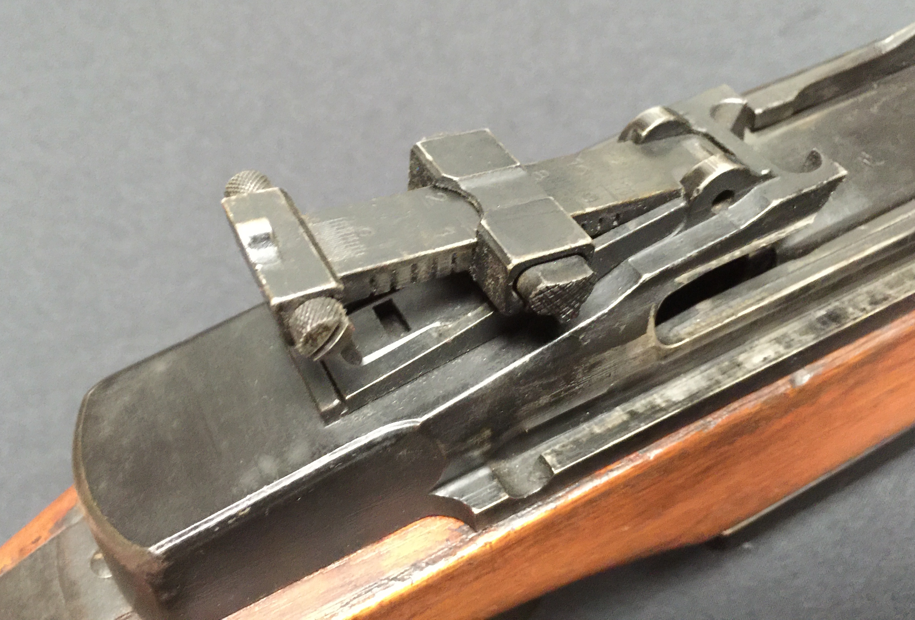 Information about forgottenweapons com forgotten weapons - Japanese Type 4 Garand Photos