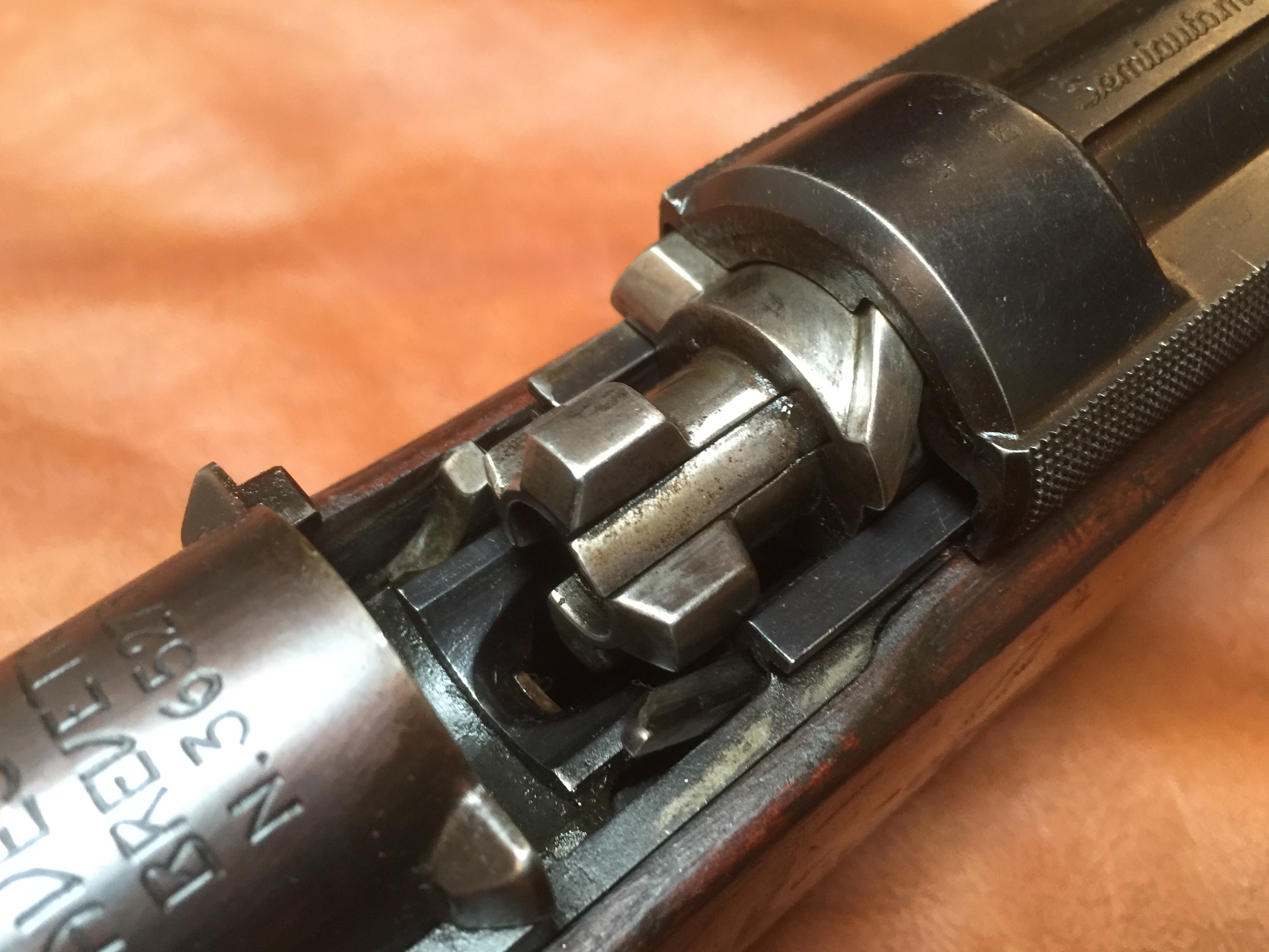 lercker machine pistol