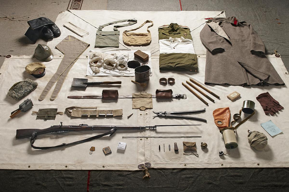 World War One Soldiers Loadouts Forgotten Weapons