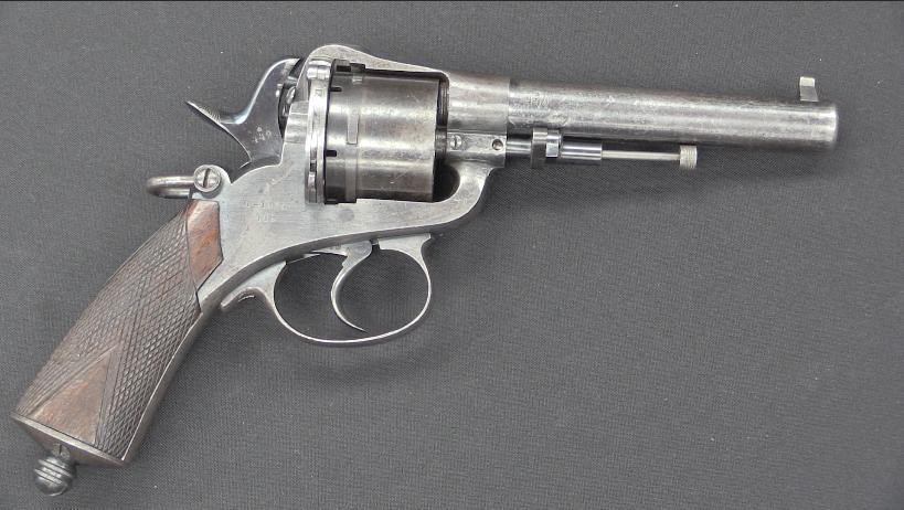 Arminius Revolver Manual - vegaload