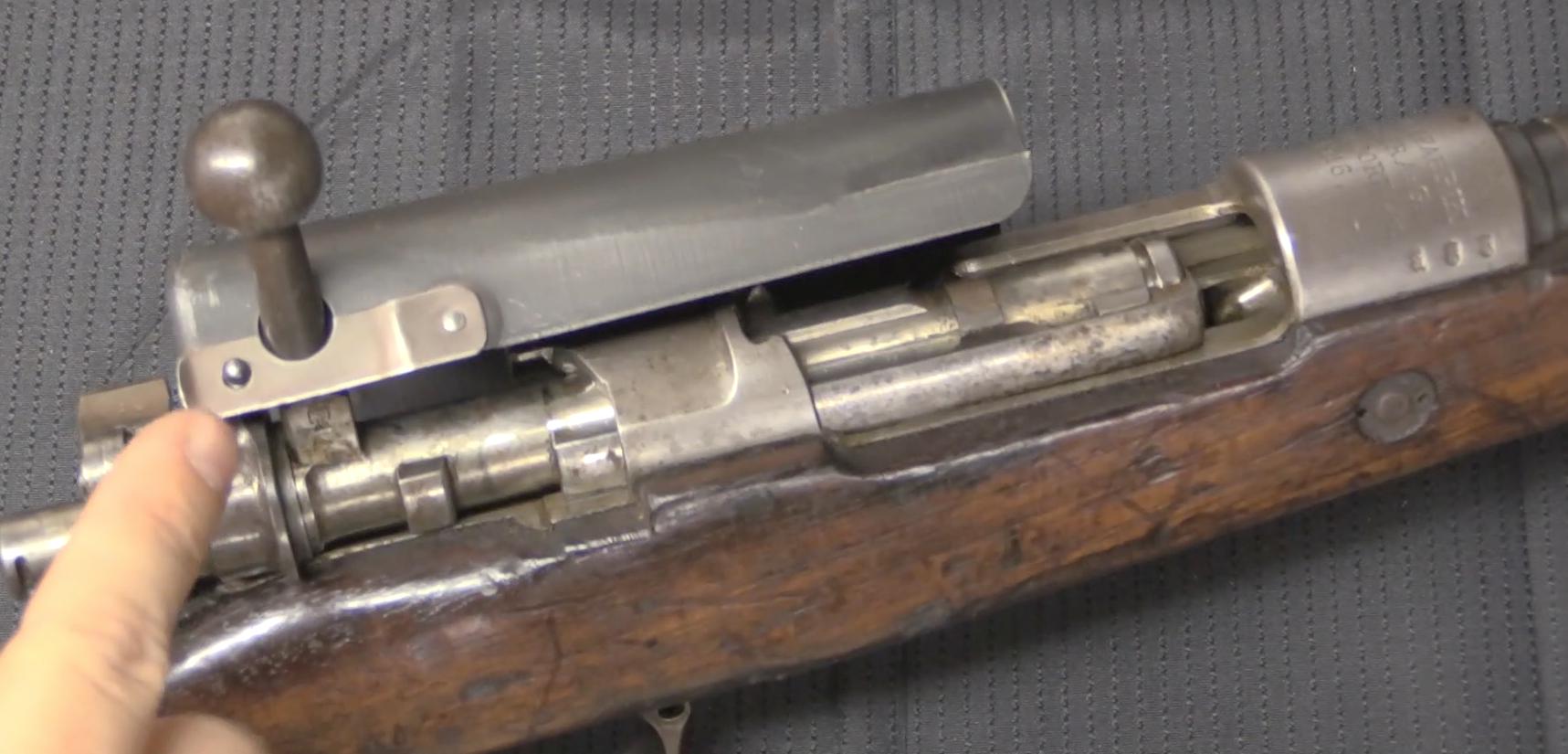 M1 Garand Ww1 WW1 Rifle Mud Covers: ...